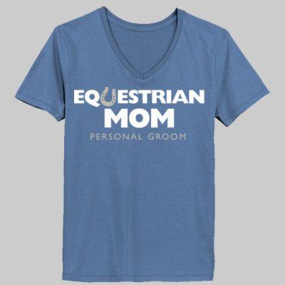Equestrian Mom T-Shirt