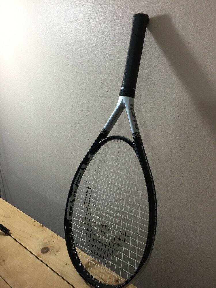 Advertisement(eBay) Head TiS10 Tennis Racquet Head Titanium