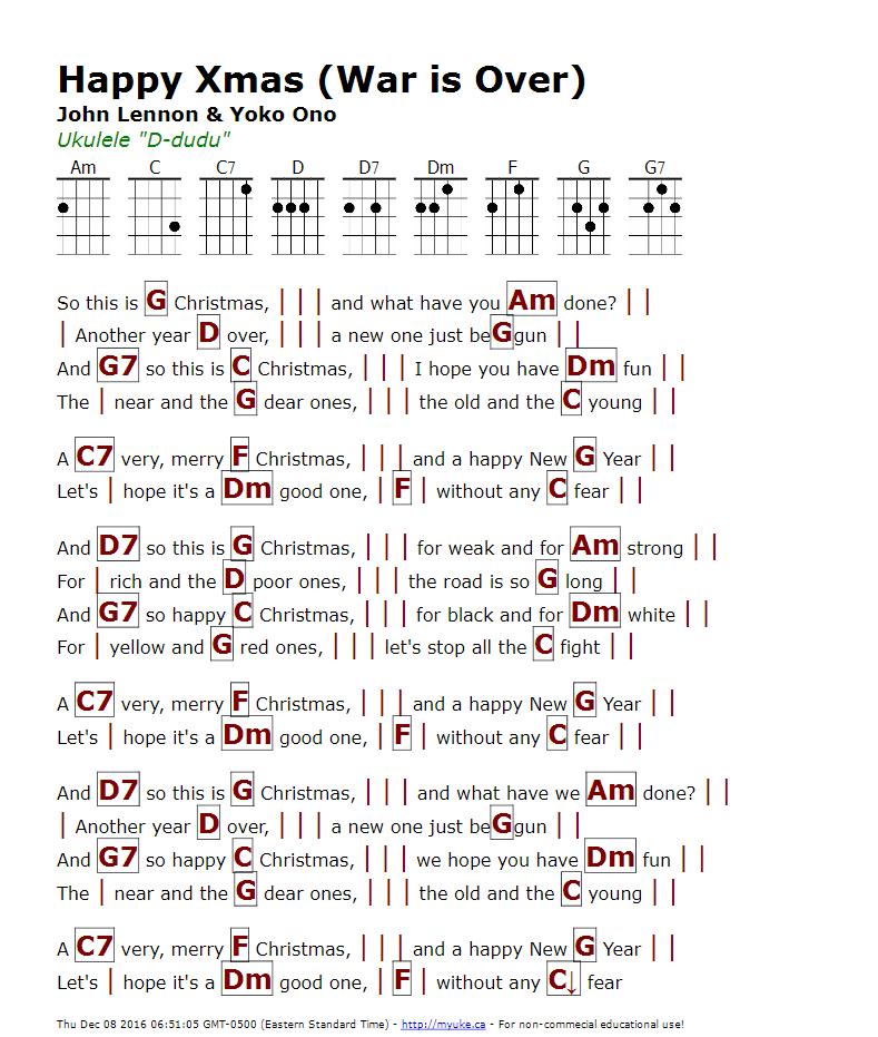 Happy Christmas War Is Over John Lennon Lyrics Love Qynebb Newyearpro Site