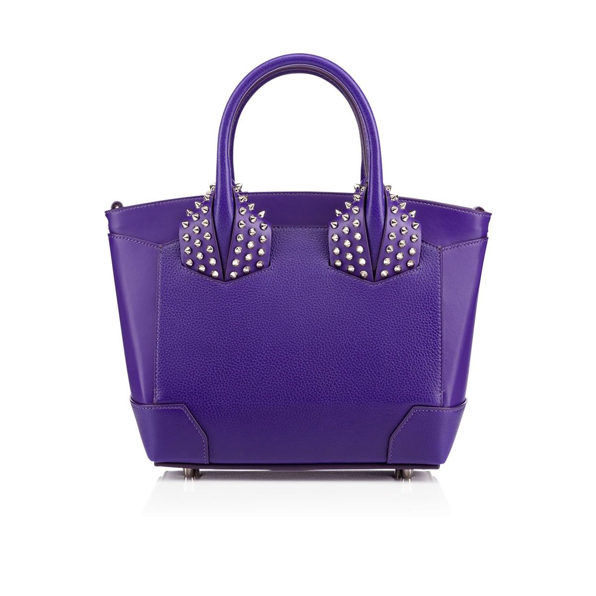 Eloise Small Two Handle Bag from Christian Louboutin in this beautiful purple