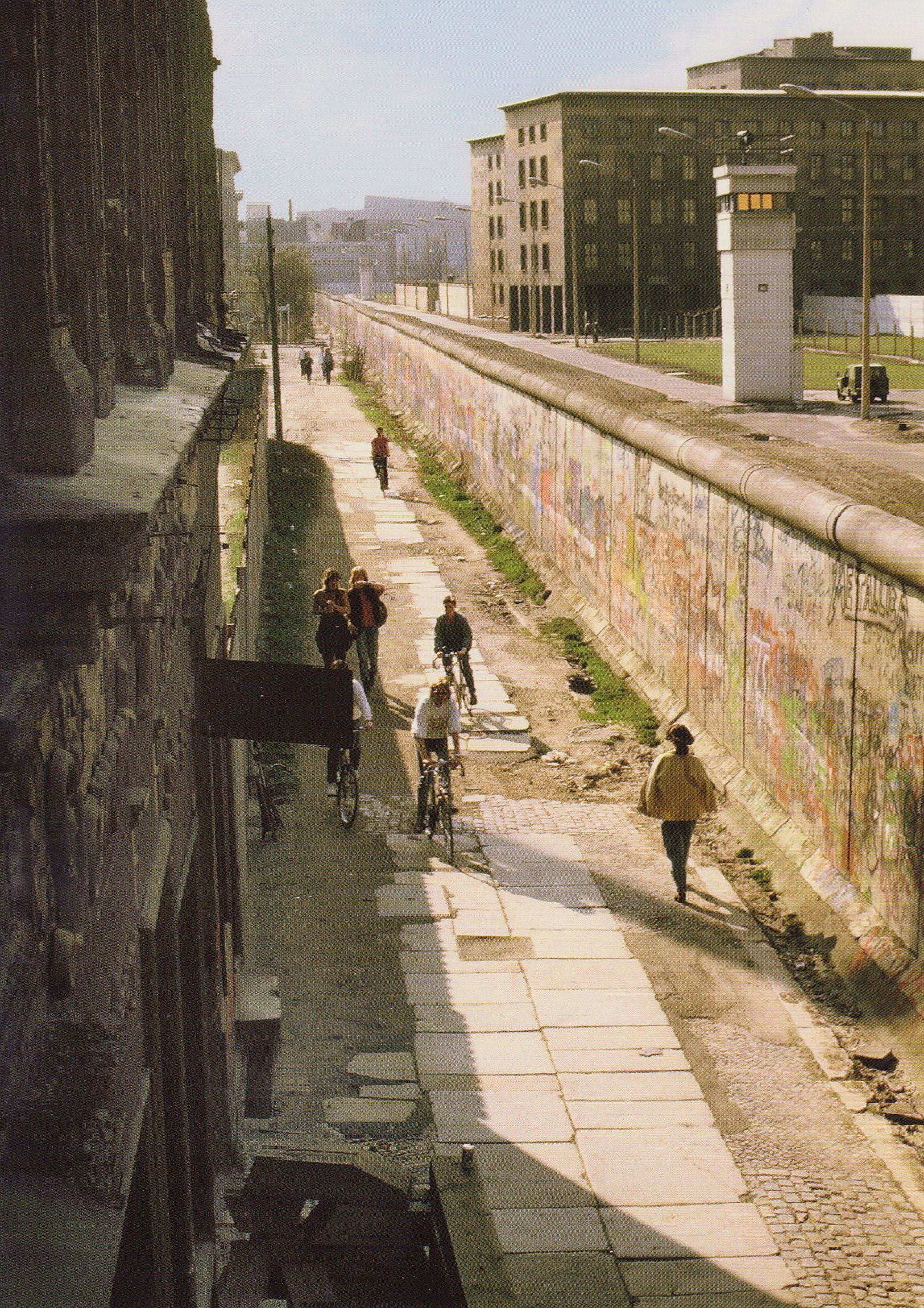 niederkirchnerstraße then and now berlin wall west on berlin wall id=36014