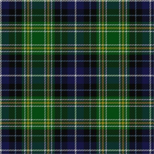 MacKellar, sept of the Clan Campbell,  This tartan was recorded prior to the launch of The Scottish Register of Tartans.