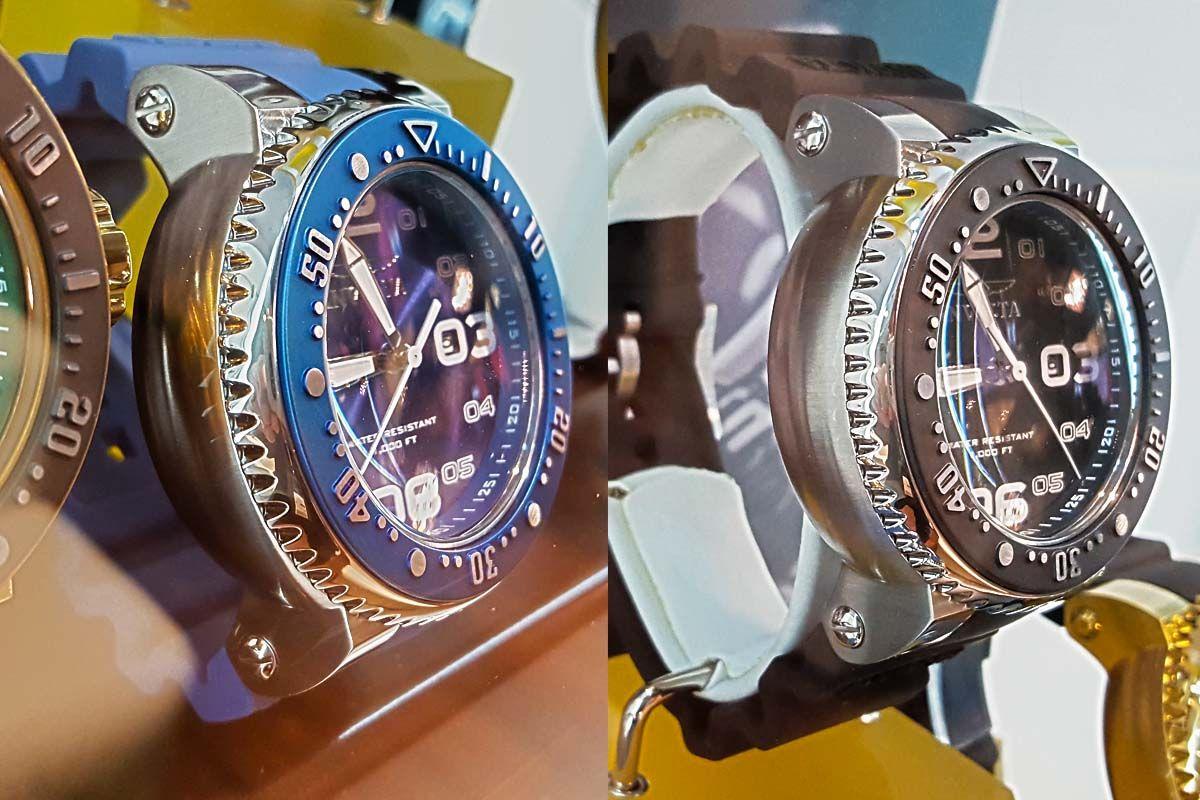 Invicta horloge nieuws 2016