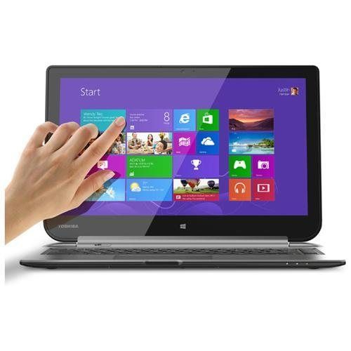 Toshiba Satellite 2in1 W35dt A3300 Tablet Laptop 13 3 Touchscreen 4gb Bt Win 8 Tablet Tablet Laptop Toshiba