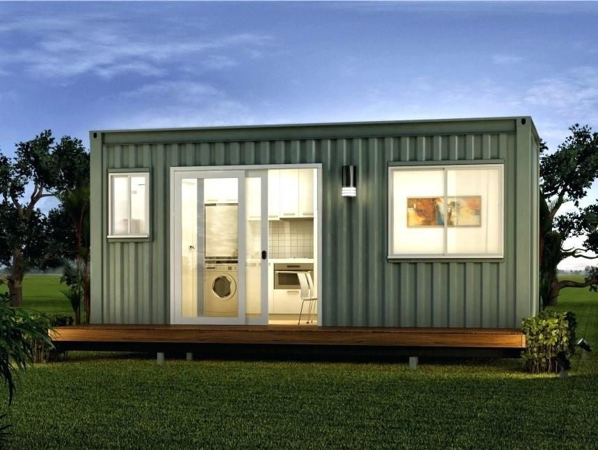34 Shipping Container Homes Design Ideas Shipping Container Homes Are Getting More Popular Today Since They Re Relatively Cheaper Ye Desain Rumah Desain Rumah