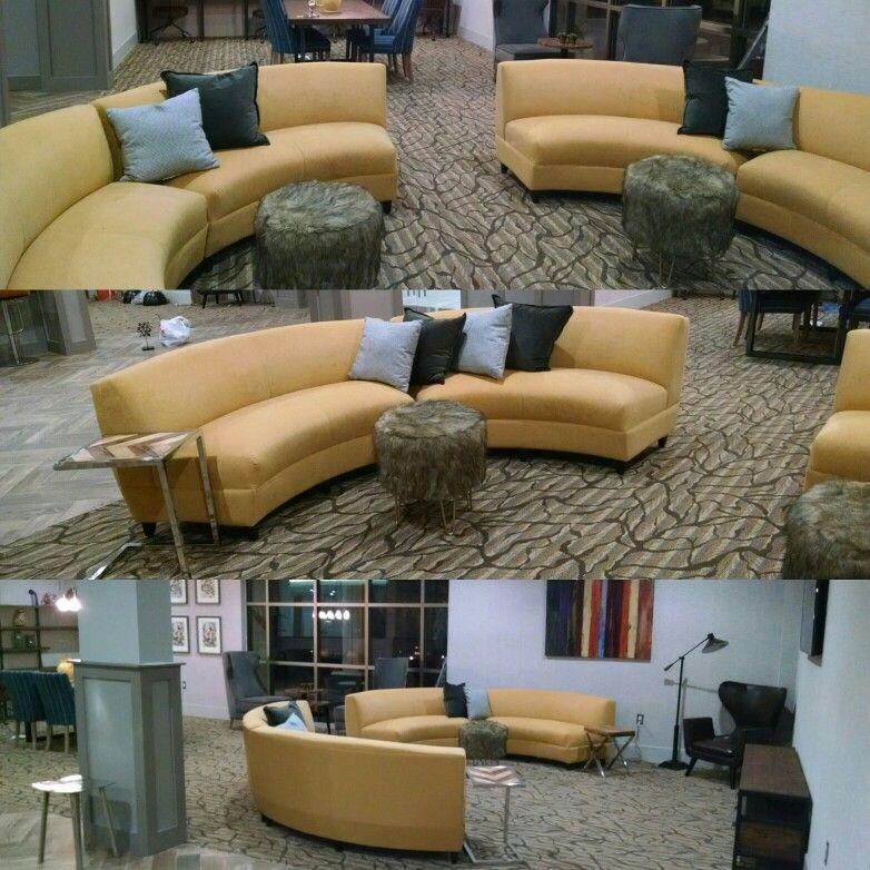 Custom Designed Lounge Area For Residential Tenants Towson Md Furnishe Furniture Design Furniture Custom Furniture