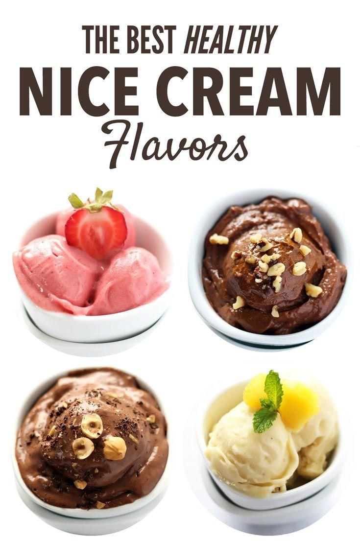 Best Nice Cream Recipes Healthy Banana Ice Cream Leelalicious Nice Cream Recipe Healthy Nice Cream Nice Cream Recipes Healthy