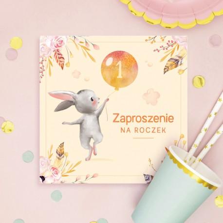Pin Na Zaproszenia Na Roczek
