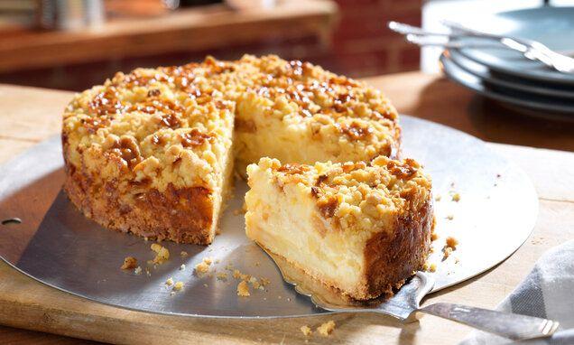 Kleine Apfel Karamell Torte Rezept Karamell Torte Rezepte Und Torten