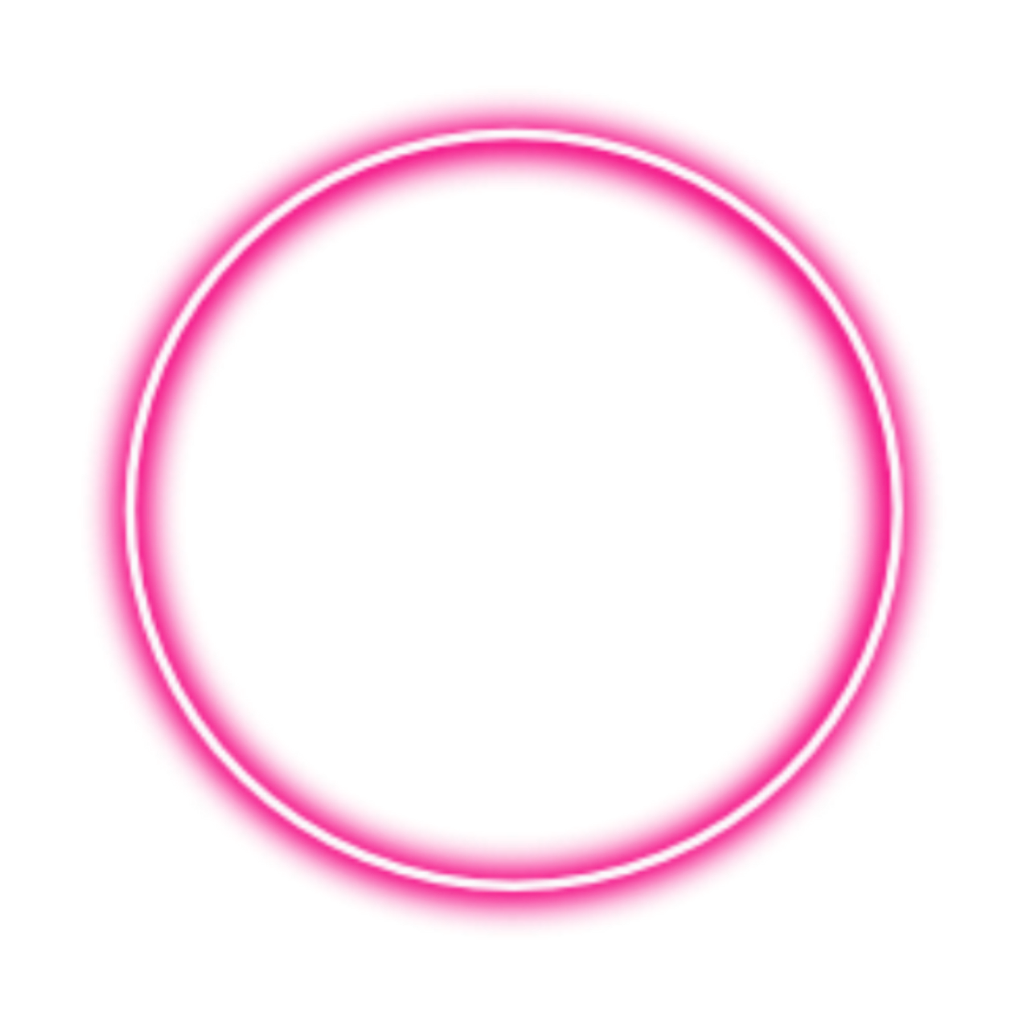 Circle Pink Neonpink Neon Light Neon Png Wallpaper Iphone Neon Blue Background Images