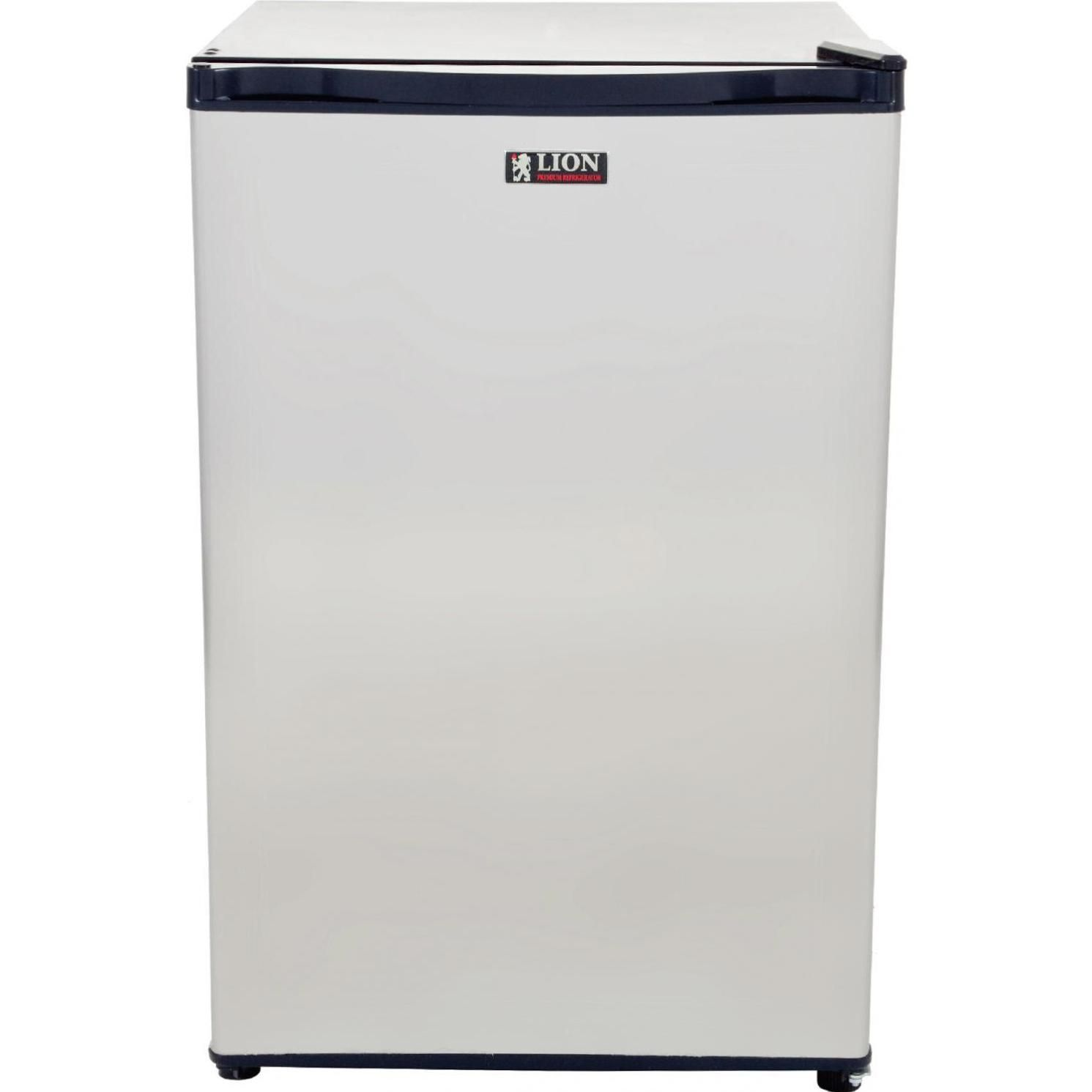 Lion 20 Inch 4 5 Cu Ft Compact Refrigerator With Recessed Handle Compact Refrigerator Stainless Steel Doors Outdoor Kitchen Design