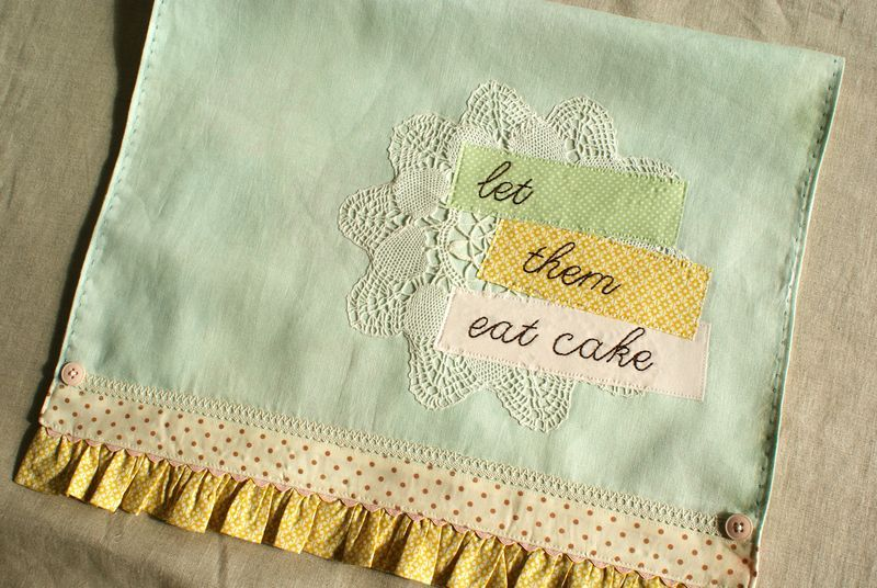 darling towel designed by Amy of Nana & Co.