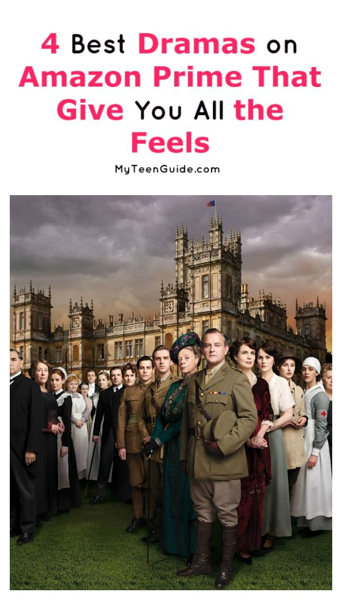 4 Best Drama Tv Shows To Watch On Amazon Prime Downton Abbey