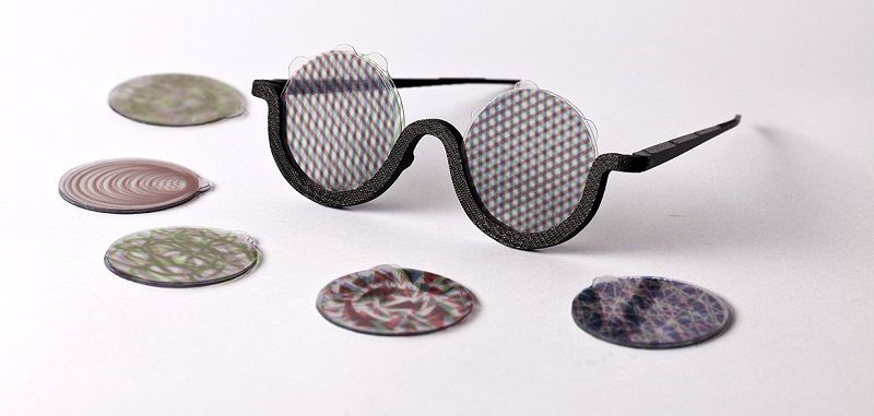 MOOD glasses created by Hungarian designer Bence Agoston