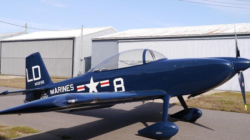RV8/8A Aviation