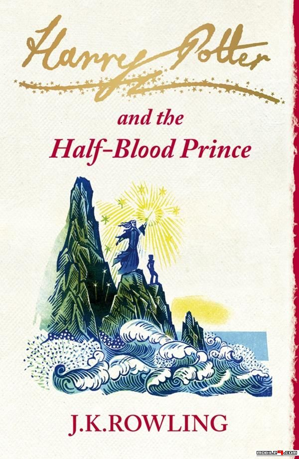 Harry Potter And The Half Blood Prince Ebook For Mobile