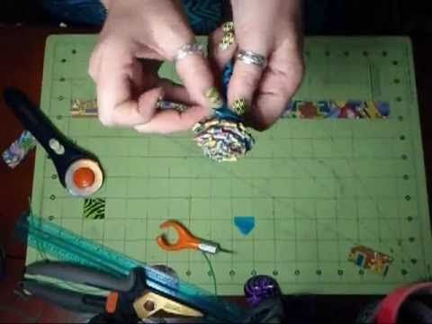 ▶ Duck Tape Loopy Flower Pen Time Lapse - YouTube #ducktape #ducttape #crafts #flowers #howto #diy