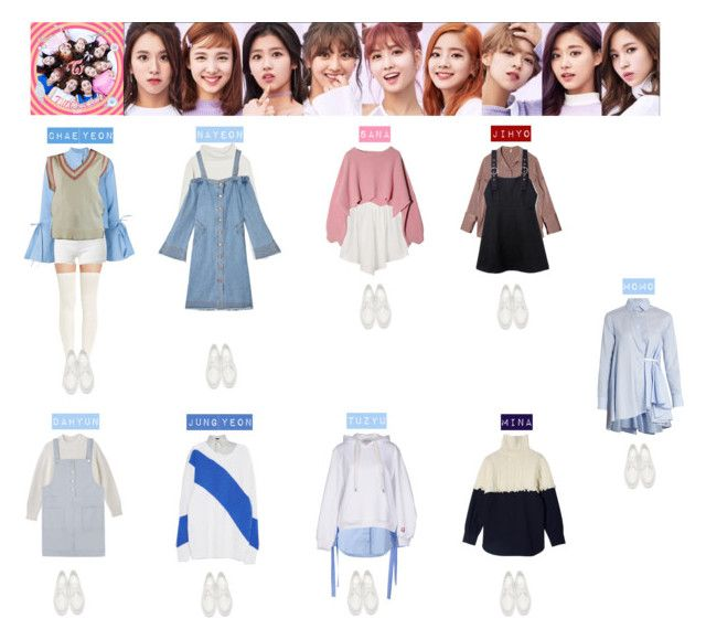917d735822 TWICE TT M V OUTFITS