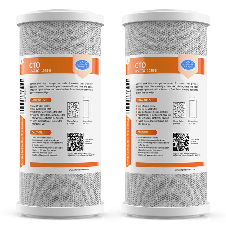 Simpure Carbon Water Filter 5 M Carbon Water Filter Water Filter Water Purifier