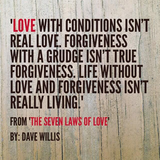 A Valentine S Day Gift For You Real Love Quotes Forgiveness Quotes Law Of Love
