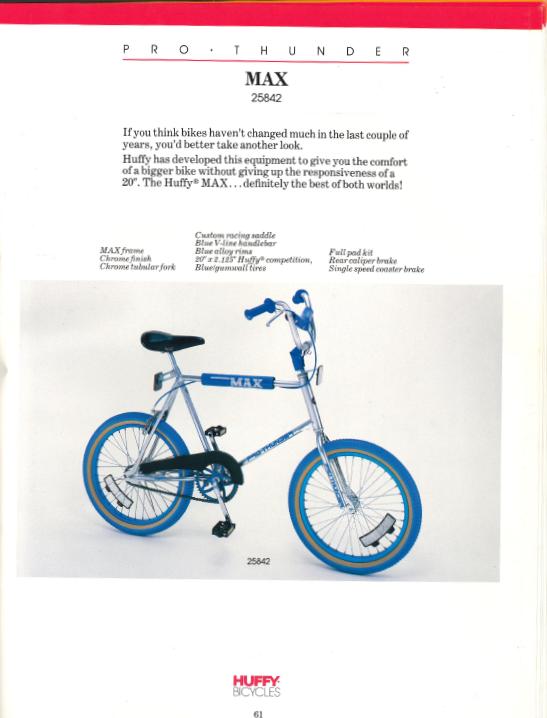 Pin by ThunderTrail on 1982 Huffy Bikes Catalog   White