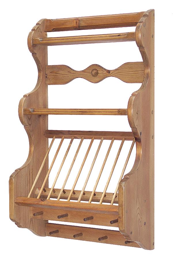 Hotwells Pine Penny Pine Plate Racks Antique Pine Furniture