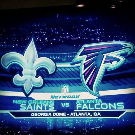 Thursday Night Football Saints Vs Thursday Night Football Cavaliers Logo