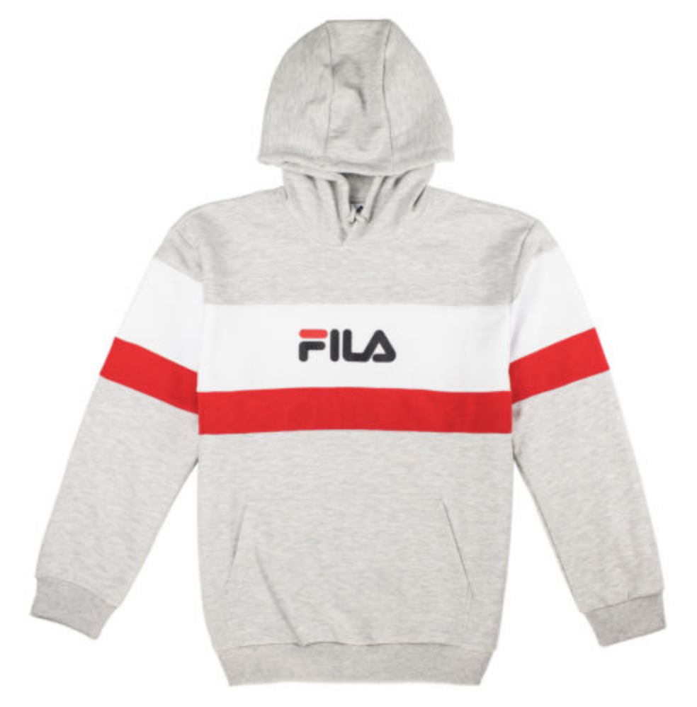 Details About Fila Men's Hoody Thomas Light Hoody Black