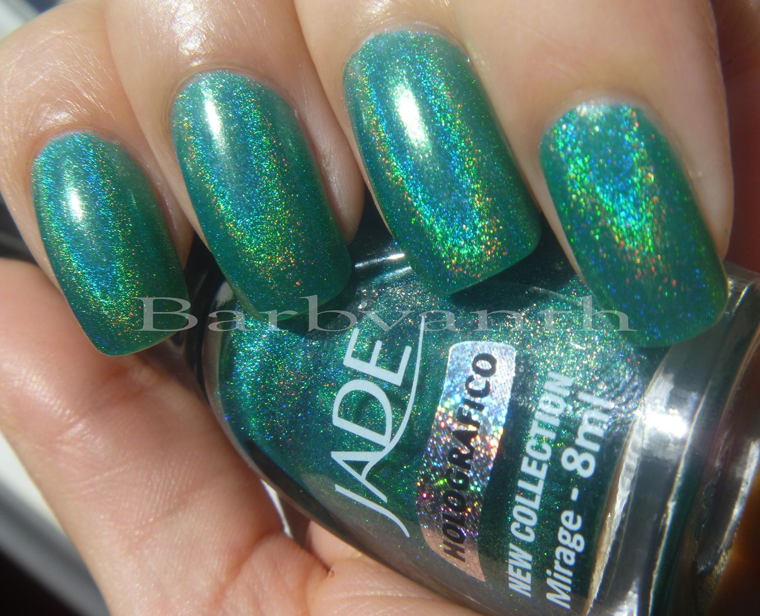 Mirage Jade | Nails | Pinterest | Nail nail