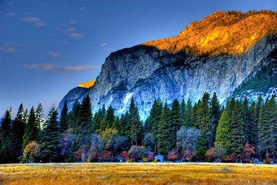 Yosemite color