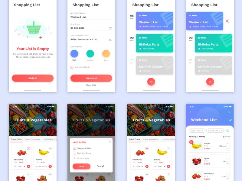 Grocery Shopping List Sketch Freebie Download Free Resource For