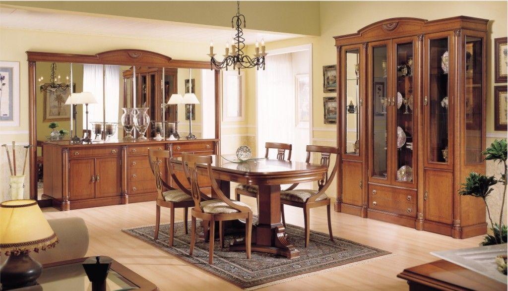 Comedor 1024 587 estilo clasico for Comedores clasicos elegantes