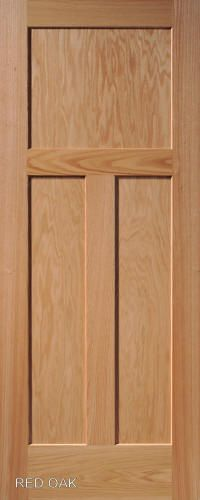 3 panel wood interior doors birch red oak mission 3panel wood interior doors homestead