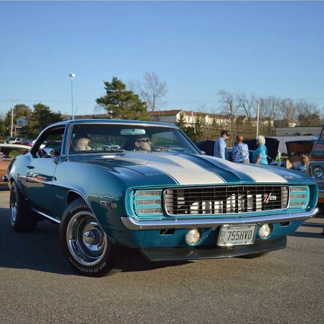 What This Guy Likes!! — taylormademadman: 69 Chevy Camaro SS