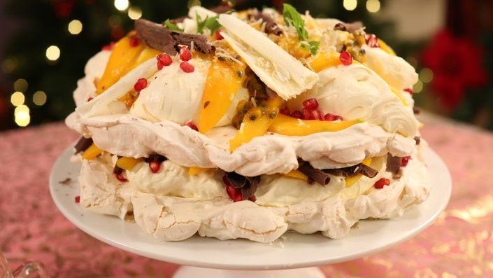 Opera torte recipe christmas trifle meringue cake and dessert food forumfinder Choice Image