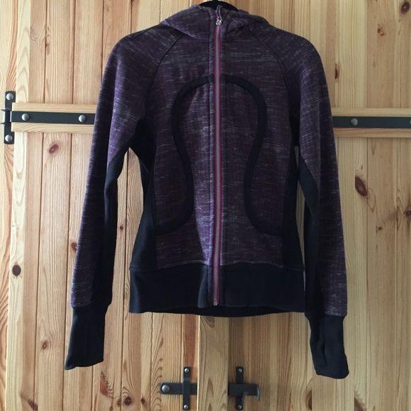 Lululemon Scuba Hoodie Purple Hoodie lululemon athletica Jackets & Coats