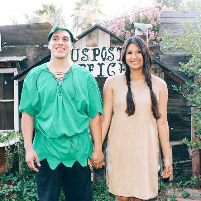 100 Halloween Couples Costumes for You and Your Boo Costumes - halloween duo ideas
