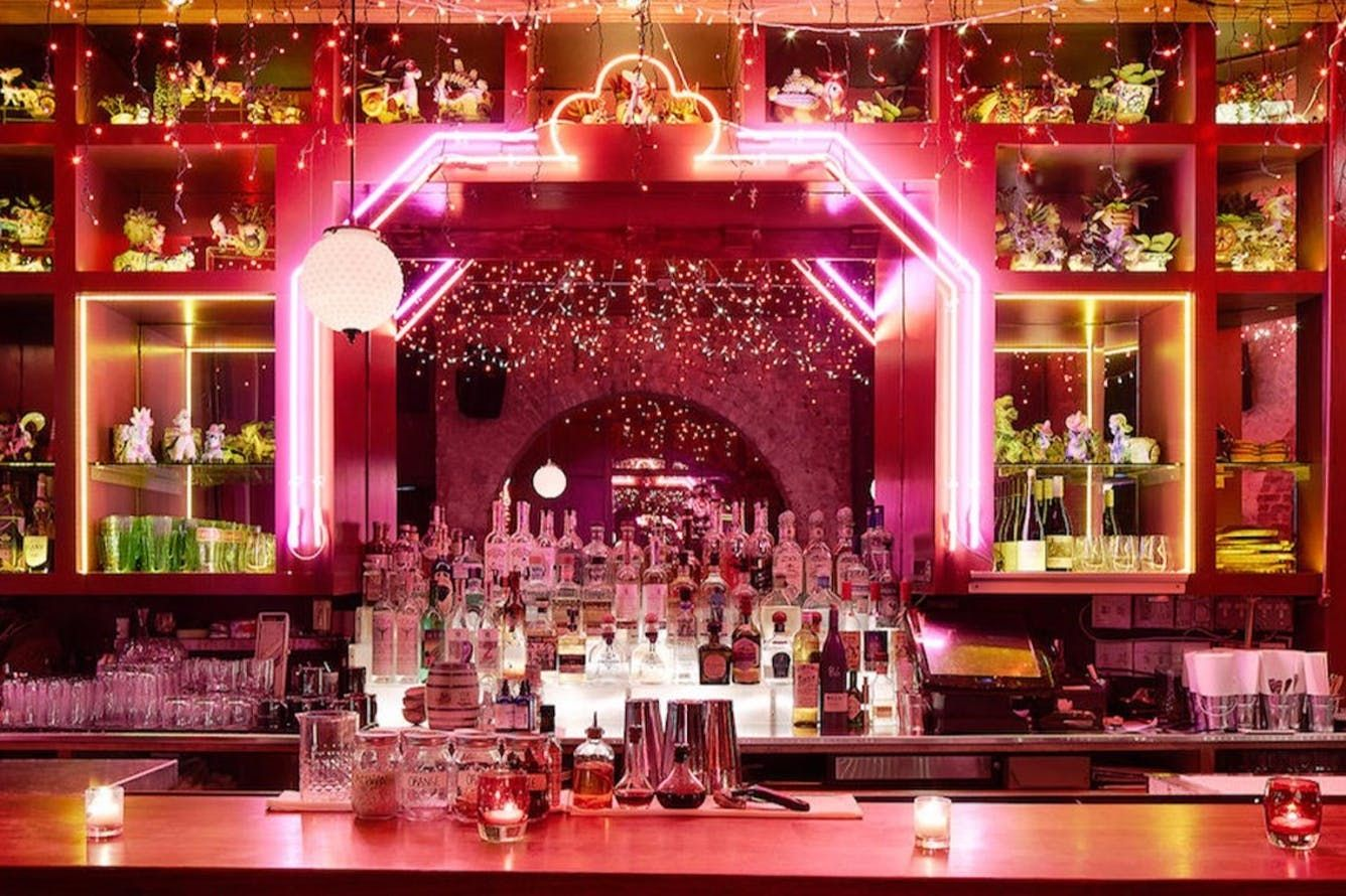 The Best Nyc Bars For Your Birthday New York The Infatuation Nyc Bars New York Bar Best Bars In Nyc