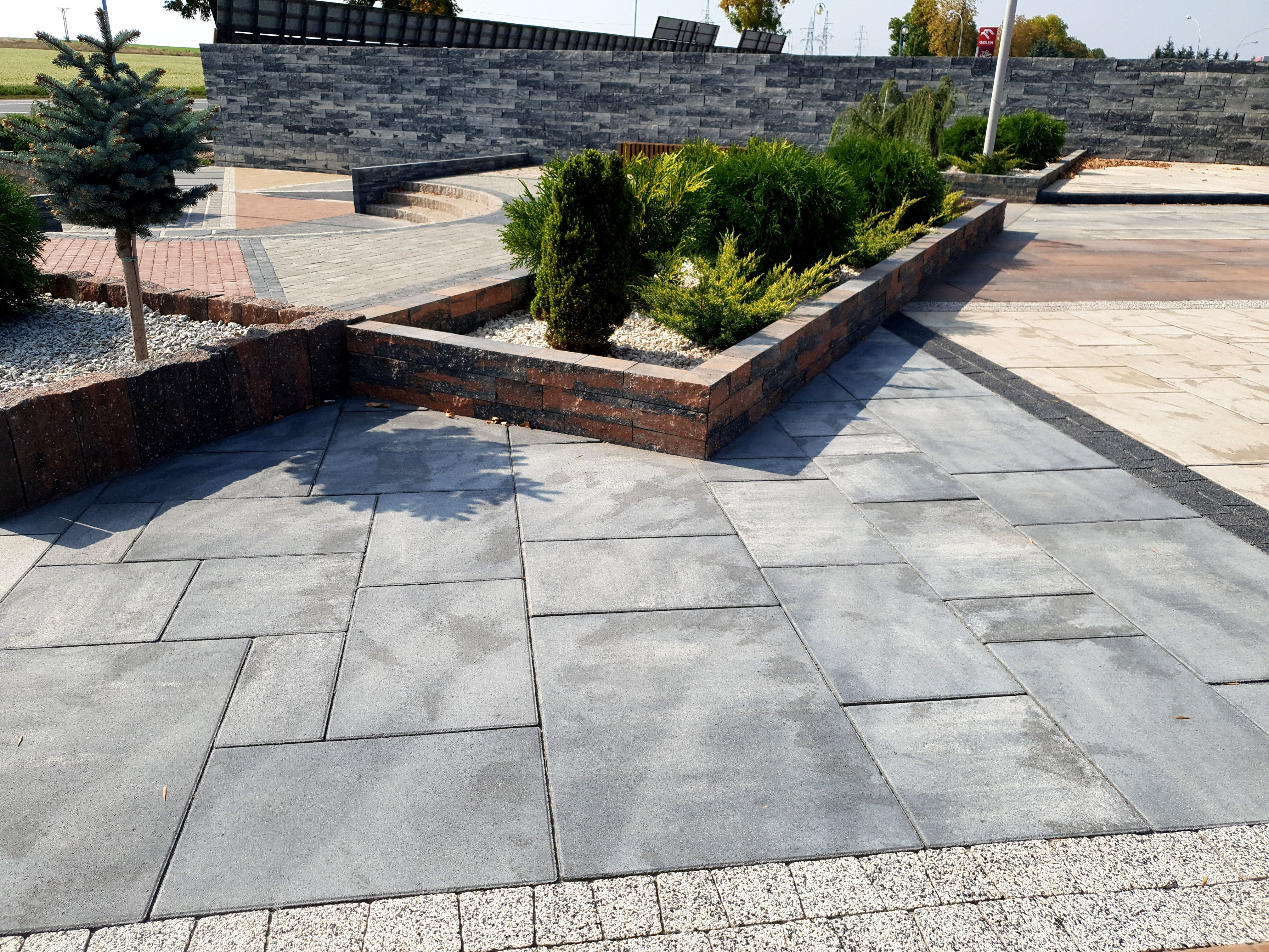 Plyty Tarasowe Pavers Sidewalk Structures
