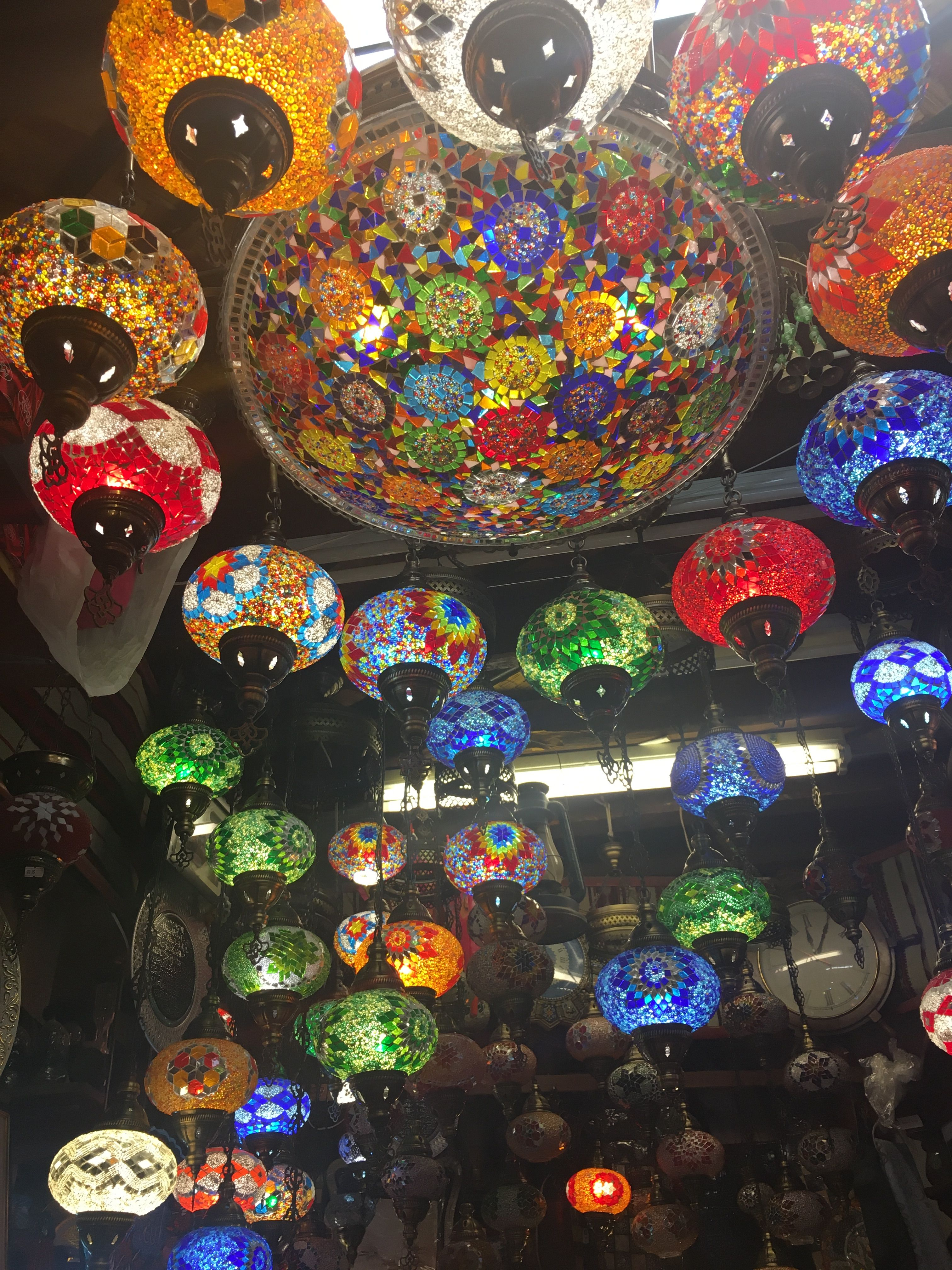 Souq Waqif Qatar Christmas Bulbs Christmas Ornaments Holiday Decor