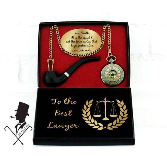 Lawyer Gift Lawyer Gift For Man Personalized Lawyer Gift
