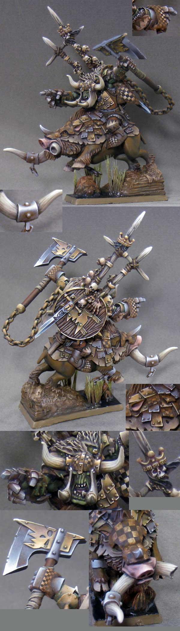 Orc - Warhammer Fantasy