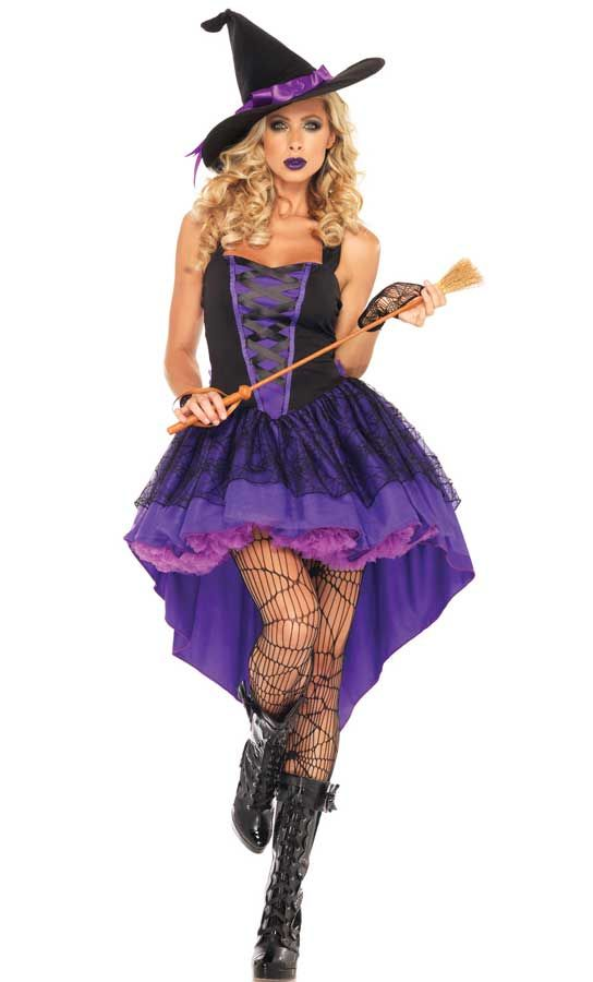 Sexy witch Costume | Halloween Costumes | Pinterest