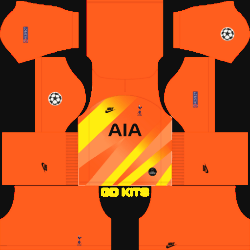 Kits Tottenham Hotspur Uefa Champions League 2019 2020 Dls Fts 15 Dream League Soccer 2019 2020 Kits Kits Dream League Soccer Update Dlskit Fts Kits Totten