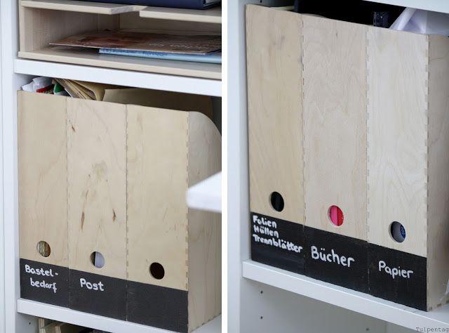 home office wie du dein b ro praktisch und sch n. Black Bedroom Furniture Sets. Home Design Ideas