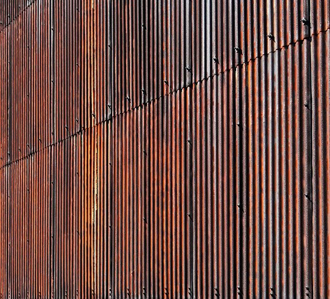 Rusted Corrugated Metal 14 Corrugated Iron History 6