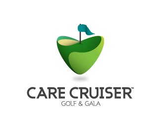 Care Cruiser - #Golf  #Logo