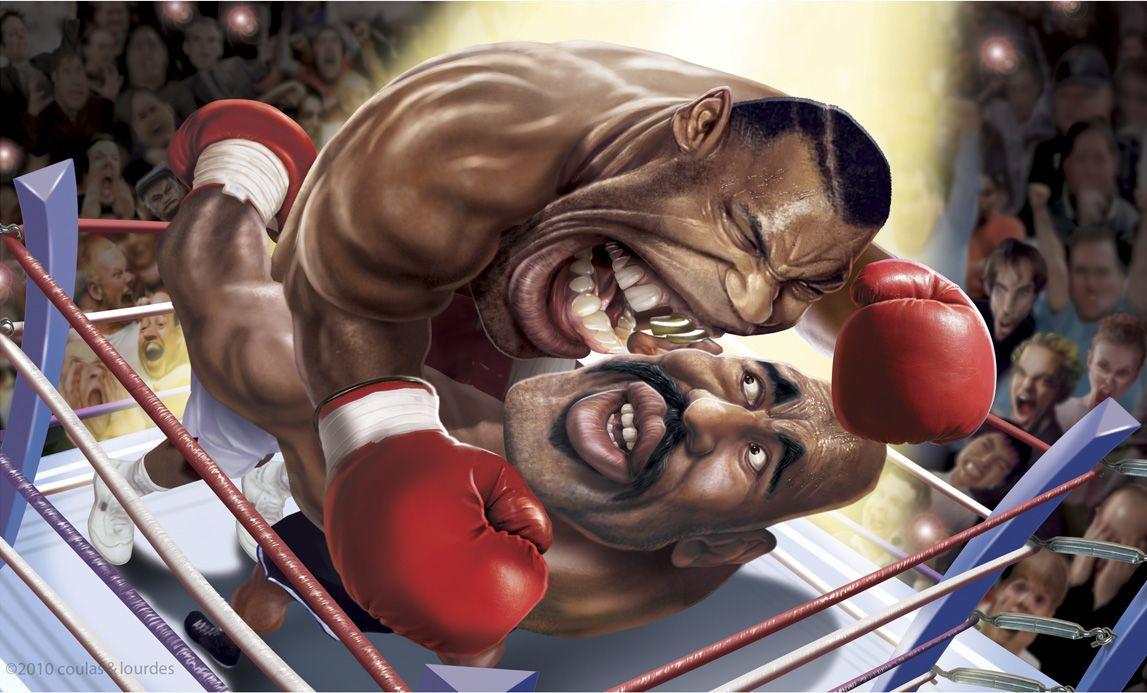 Картинки бокс прикольные