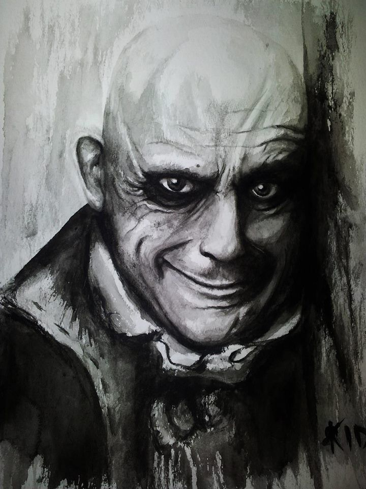 fester addams artwork - Google Search