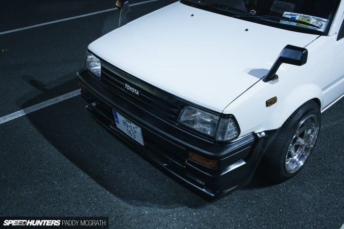 Go Your Own Way A Boxy Starlet With Attitude Speedhunters Toyota Starlet Go Your Own Way Starlet